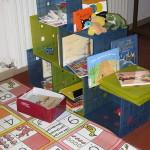 Angolo della lettura per i piccoli
