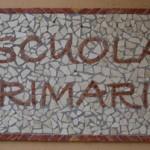 Insegna scuola primaria Celleno