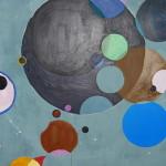 Dipinti murali astratti